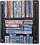 Shelved - 12 Acrylic Print