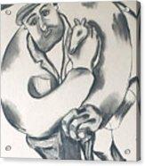 Shepherd Acrylic Print