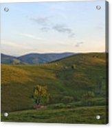 Shepherds Mountain Acrylic Print