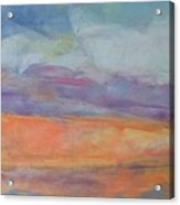 Sherbert Sands Acrylic Print