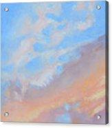 Poet's Sky Acrylic Print
