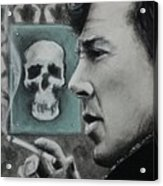 Sherlock Acrylic Print