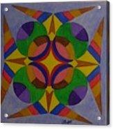 Shield Acrylic Print