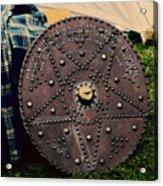 Shield Of Faith Acrylic Print