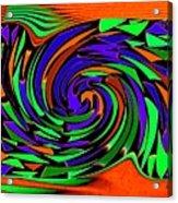 Shifting Sands Acrylic Print