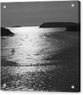 Shimmering Sea. Acrylic Print