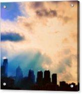 Shine A Light Acrylic Print