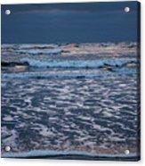 Shining Sky Acrylic Print