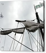 Ship 7 Acrylic Print