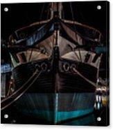 Ship Of Yesteryear Acrylic Print