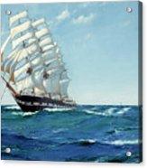 Ship Waimate Acrylic Print