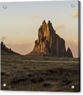 Shiprock 2 - North West New Mexico Acrylic Print