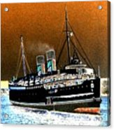 Shipshape 4 Acrylic Print