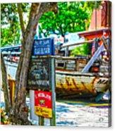 Shipwreck Museum Key West Florida Acrylic Print