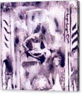 Shiva P1 Acrylic Print