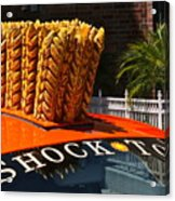 Shock Top Acrylic Print