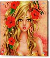 Shona Acrylic Print
