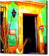 Shop El Quilete By Darian Day Acrylic Print