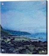 Shore Of Loneliness Acrylic Print