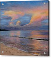 Shore Of Solitude Acrylic Print