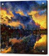 Shoreline Sunrise Acrylic Print