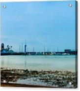 Shoreline View Acrylic Print