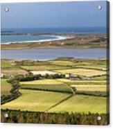 Shores Of Fahamore Ireland Acrylic Print