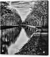 Shortest Distance Acrylic Print