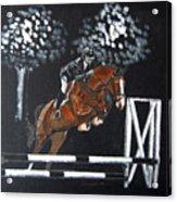 Show Jumper Acrylic Print