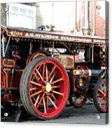Showmans Engine Acrylic Print