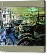 Showroom Acrylic Print