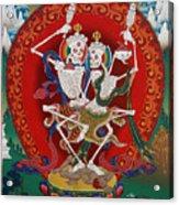 Shri Chittipati - Chokling Tersar Acrylic Print