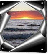 Shutter-view Acrylic Print