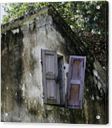 Shuttered #3 Acrylic Print