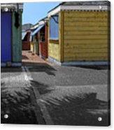Shutters II Acrylic Print