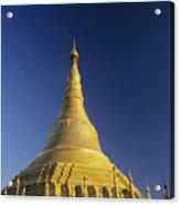 Shwedagon Paya Acrylic Print
