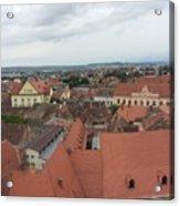 Sibiu 3 Acrylic Print