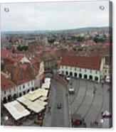 Sibiu Acrylic Print