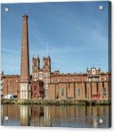 Sibley Mill Acrylic Print