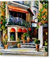 Sicily - Spring Morning Acrylic Print