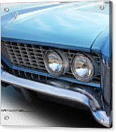 Side-lighting Buick Acrylic Print
