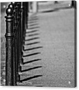 Sidewalk Acrylic Print
