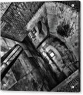 Sideways Hall Acrylic Print