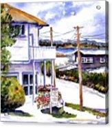 Sidney Gallery Acrylic Print