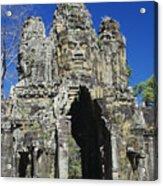 Siem Reap, Angkor Thom Acrylic Print