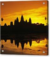 Siem Reap, Angkor Wat Acrylic Print