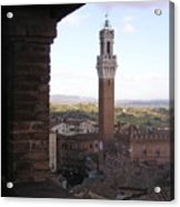 Siena Acrylic Print