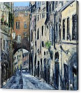 Siena Porta Acrylic Print