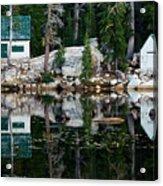 Sierra Serenity Acrylic Print