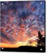 Sierra Skygasm Wide Angle Acrylic Print